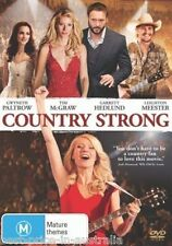 Country Strong DVD Movie BEST MUSIC FILM Gwyneth Paltrow Tim McGraw BRAND NEW R4