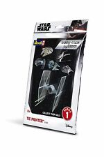 Revell Easy Click - Star Wars TIE Fighter Model Kit 1:110 Scale - 01105