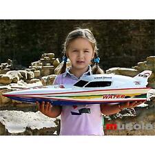 Speedboot RC Schnellboot ferngesteuertes Racing Boot Sportboot Rennboot 76CM