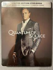 007 James Bond: Quantum of Solace Steelbook 4K Blu-ray Best Buy Exclusive