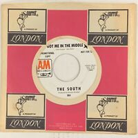 The South 45 Crossover Modern soul Daybreaks on A&M Promo EX
