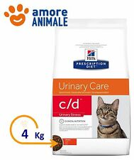 Hill's Prescription Diet Feline Urinary Stress C/D 4 Kg
