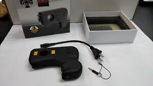 AKIS Stun Gun High Powered with LED Light and Safety pin