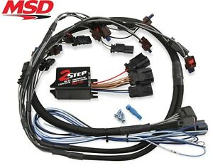 MSD Ignition 87311 Adjustable 2-Step Launch Controller 2016+ Ford Coyote 5.0L