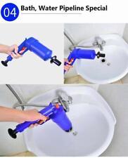Plunger Air Pump Sink Floor Drain Plunger Bath Toilet Pipe Blockage Remover