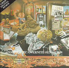 Frank ZAPPA-APOSTROPHE/OVERNITE Sensation * CD