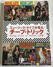 Cheap Trick from Music Life Book