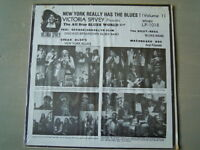 Various - NEW YORK REALLY HAS THE BLUES!  (VOL.1) (Lp) Press USA