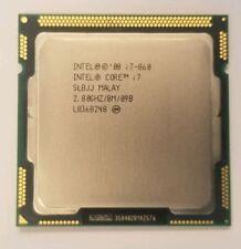 Intel Core i7-860 2.8GHz/8M Cache Quad-Core Processor SLBJJ