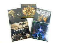Lof Of 5 Heavy Metal Music Sealed CD Samples