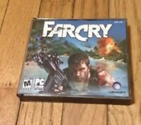 FarCry Ubisoft Far Cry PC 2004 5 Disc CD-Rom Set Software Paradise Gone Wrong