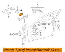 TOYOTA OEM 14-17 Camry Front Door-Cover Pad 6924206100