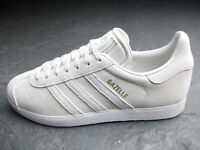 ADIDAS GAZELLE SAMBA STAN SMITH SUPERSTAR ALLROUND 38 / 39 GRAU WEISS GOLD NEU