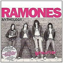 Hey! Ho! Let's Go - The Anthology de Ramones | CD | état acceptable