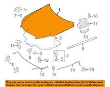 Mercedes MERCEDES-BENZ OEM 10-13 E350-Hood Panel 2078800057
