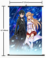 Japanese Anime Sword Art Online Wall Poster Scroll 2188