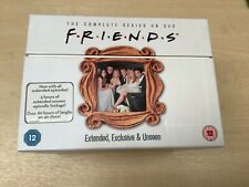 Friends The Complete Series on DVD Extended Exclusive and Unseen (Boxset, R 12)