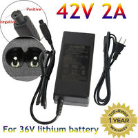 42V 2A Charger Power Supply For 36V Lithium Battery Electric Bicycle E-Bike