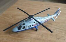 Helicopter Agusta Air Vigilance 568 sk-03 Metal Joal Die Cast Metal 182 L.21cm