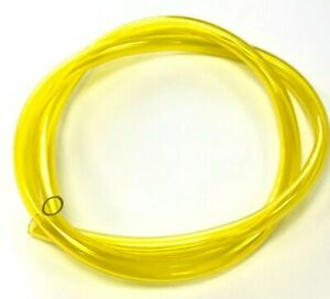 10mm /13mm PVC Yellow Clear Tube Pipe Hose Flexible Fuel Beer/Wine Air Water