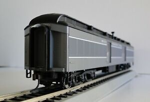 WALTHERS SP ACF 70' HEAVYWEIGHT 932-10509 BAGGAGE CAR SOUTHERN PACIFIC GRAY