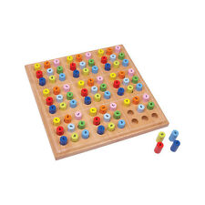 Legler 2489 Sudoku multicolor Madera 25 x 25 cm En madera de haya ¡Nuevo! #