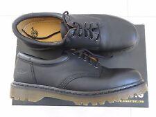 BN Dr Martens 5 Eyelet Black Leather Shoe - 8053  - Size : US 13 -UK 12- EU 47