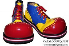 Professional Clown Shoes Costume -Model 6- by ClownMart