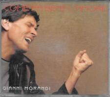 """GIANNI MORANDI - RARO CDs PROMO """" COME FA BENE L'AMORE """""""