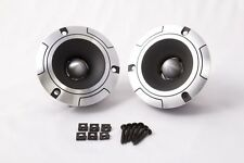 CT Sounds 4″ Super Pro Horn Car Audio Tweeters Speaker Titanium (PAIR)