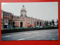 PHOTO  LEICESTER RAILWAY STATION 1992 EXTERIOR