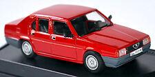 Alfa Romeo Alfa 90 1984-87 rot red 1:43 ProgettoK Resin