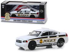 2006 DODGE CHARGER PURSUIT U.S. SECRET SERVICE POLICE 1/43 CAR GREENLIGHT 86171