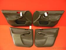 96-00 Honda Civic OEM door panels covers STOCK factory 4 door tan Ex light gray