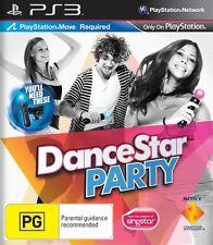 DanceStar Party *BRAND NEW* PS3 Dance Star