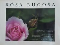 """""""Rosa Rugosa"""" by Suzanne Verrier (Author) 2001 - Good Condition - Great Resource"""