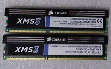 Corsair  8GB, PC3-10600 DDR3-1333 DDR3 SDRAM 1333 Mhz