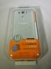 Spigen SGP10864 LG G3 Sgp Slim Armor Case - Smooth Black