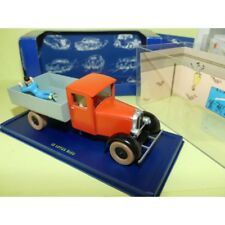 VOITURE TINTIN N°36 LE CAMION ROUGE ATLAS 1:43