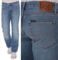 Lee Herren Jeanshose Blake Comfort Vintage Destroyed Blau W30 - W33