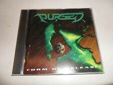 CD  Form of Release von Purged