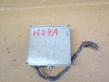 JDM 98-01 Honda H23A Dohc Vtec Blue Top ECU, 37820-pcf-305, H23A Dohc A/T ecm