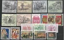 Vatikan ** postfrisch Jahrgang 1975 MiNr. 657-662