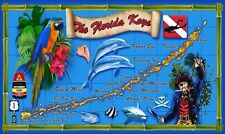 Kaufman - Floridakeys Map - 30in x 60in Beach Towel (104985)