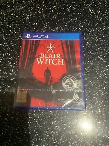 PLAYSTATION 4 PS4 GAME Blair Witch NEW & SEALED