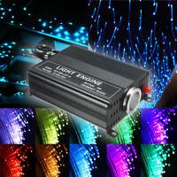 150pcs 2M*0.75mm 16W RGBW LED Fibre Optique Ciel Etoilé Lumière Moteur + Remote