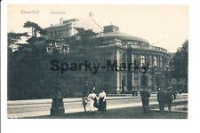 Düsseldorf Stadttheater Vintage Postcard D01