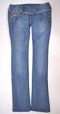 ladies DIESEL CHEROCK 008RI Stretch low BOOTCUT leg JEANS woman W30 L32  size 12