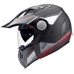 """CASCO GIVI INTEGRALE X01 TOURER  MATT BLACK TAGLIA """"XS"""" 54 HX01DN90054 GIVI X.01"""