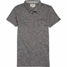 Billabong Timberline Short Sleeve Polo Gray Large M917FTIM